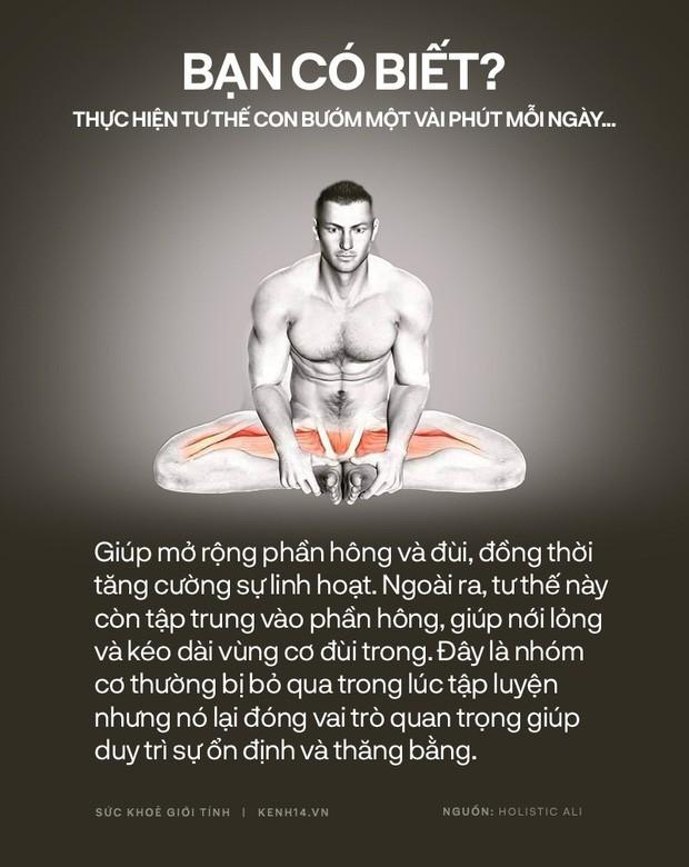 Bạn có biết: 10 tư thế yoga đơn giản sau đây đều có tác dụng rất tốt cho sức khoẻ và tinh thần - Ảnh 2.
