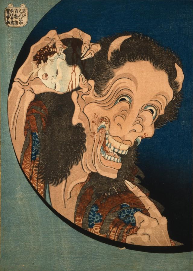 Onibaba: Con yêu quái Ba Bị đáng sợ trong truyền thuyết Nhật Bản - Ảnh 3.