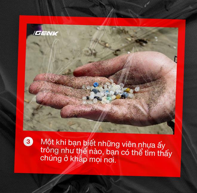 Nhựa viên nguyên sinh: Thảm họa môi trường mới khi những gã khổng lồ dầu khí chuyển sang sản xuất nhựa - Ảnh 4.