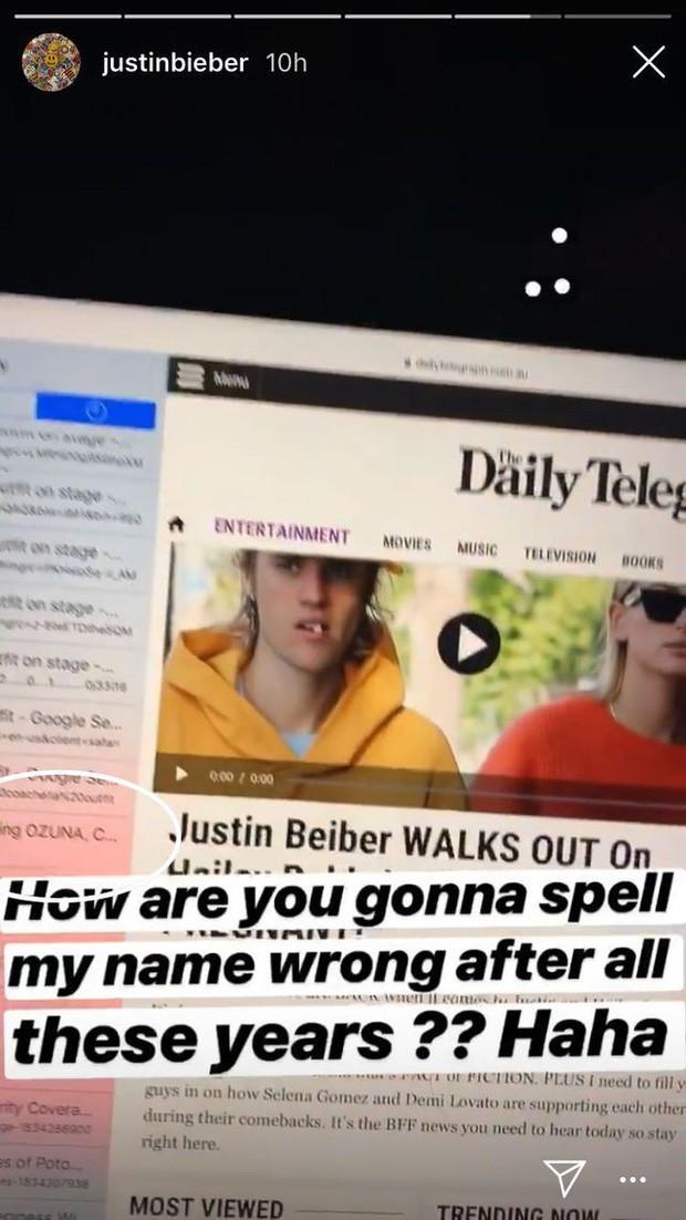 Mối quan hệ nhập nhằng của bộ ba Selena - Justin - Hailey: Mọi động thái trên MXH đều không qua mắt được fan - Ảnh 5.