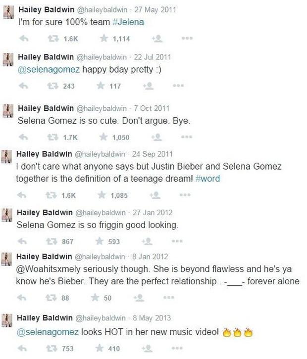 Mối quan hệ nhập nhằng của bộ ba Selena - Justin - Hailey: Mọi động thái trên MXH đều không qua mắt được fan - Ảnh 6.