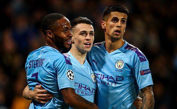 Man City nhẹ nhàng lấy 3 điểm trước Dinamo Zagreb - Ảnh 10.