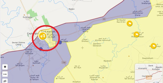 Cối xay thịt Ras al-Ain, Syria: Vì sao Thổ tung hết sức truy cùng giết tận người Kurd? - ảnh 1