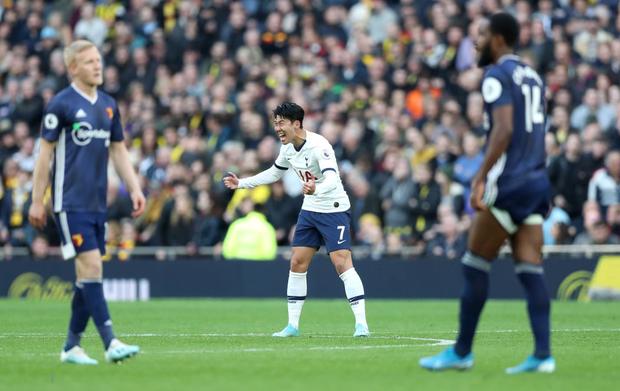 Son Heung-min và đồng đội được trải nghiệm hiện tượng kỳ quặc lần đầu tiên xuất hiện trong lịch sử bóng đá Anh - Ảnh 1.