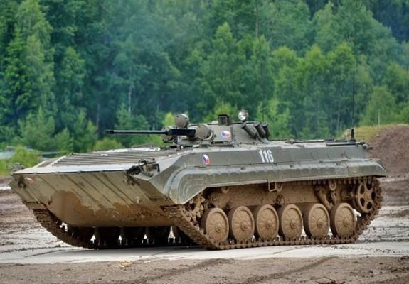 CH Czech hiện đại hóa lực lượng xe chiến đấu bộ binh - Ảnh 1.