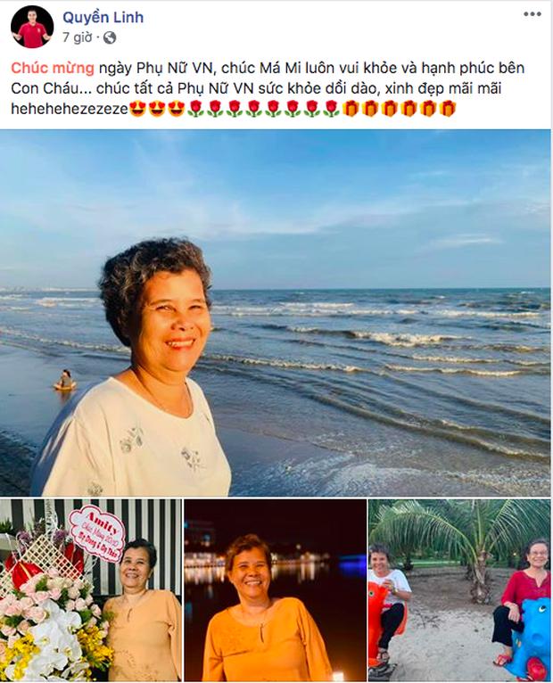 Sao Vbiz ngày 20/10: Vợ chồng Hà Tăng, Thủy Tiên cực ngọt ngào sau 10 năm gắn bó, Dương Khắc Linh tặng vợ quà 'khó đỡ' - ảnh 5