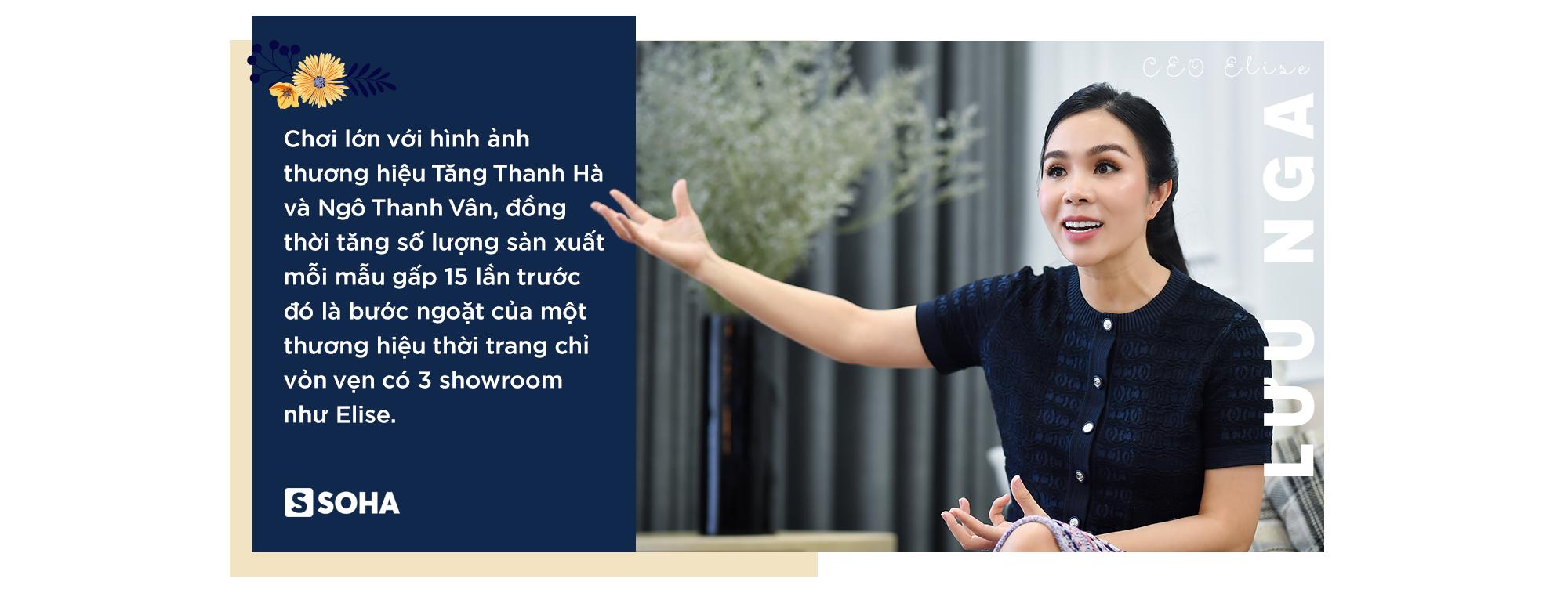 Founder Elise: Từ startup bùng lên với Ngô Thanh Vân, Tăng Thanh Hà đến giấc mơ tỷ đô khi sánh bước cùng người khổng lồ thế giới - Ảnh 7.
