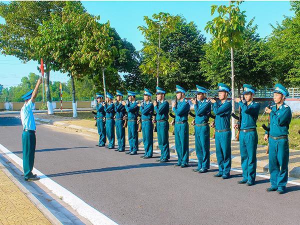 Sư đoàn Phòng không 377: Những người lính canh trời, giữ biển - ảnh 8