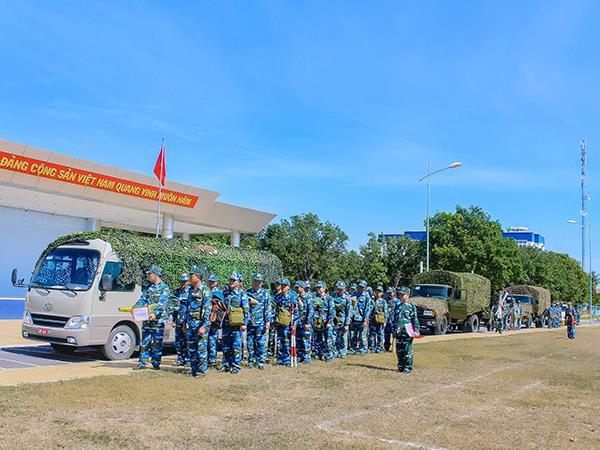 Sư đoàn Phòng không 377: Những người lính canh trời, giữ biển - ảnh 9