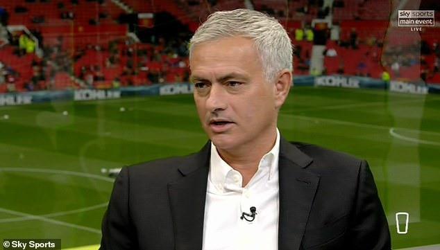 """Jose Mourinho: """"Nếu tôi là Ole, tôi sẽ tự hào nhưng cũng thất vọng"""" - Ảnh 1."""