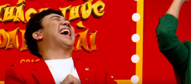 Trấn Thành cười khoái chí khi Bà Tân Vlog nói Lê Giang cái gì cũng... siêu to khổng lồ - Ảnh 3.