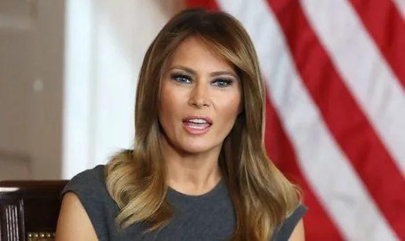 Bà Melania Trump khiến người yêu cũ bàng hoàng khi nói câu này - Ảnh 1.