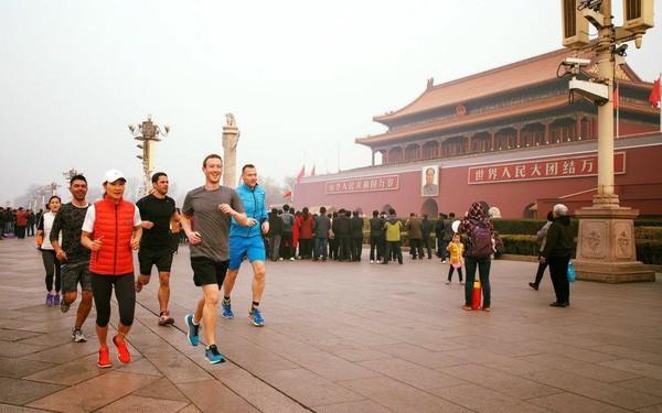 4 biểu hiện thèm khát Trung Quốc của CEO Facebook Mark Zuckerberg - Ảnh 1.