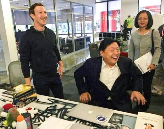 4 biểu hiện thèm khát Trung Quốc của CEO Facebook Mark Zuckerberg - Ảnh 2.