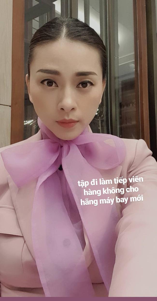 """Ngô Thanh Vân bỗng """"sến súa"""", khác hẳn phong cách thường thấy - ảnh 1"""