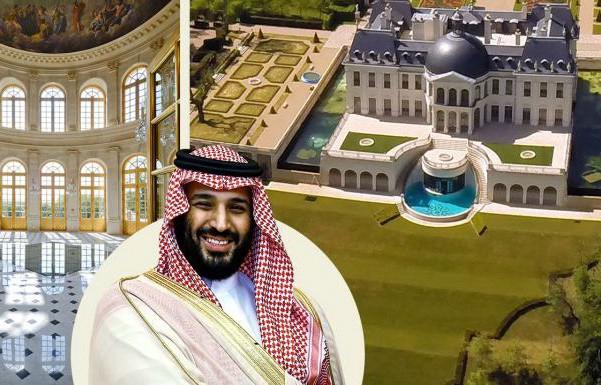 Choáng với độ giàu có của vị Hoàng tử Ả rập muốn mua Man Utd - Ảnh 1.