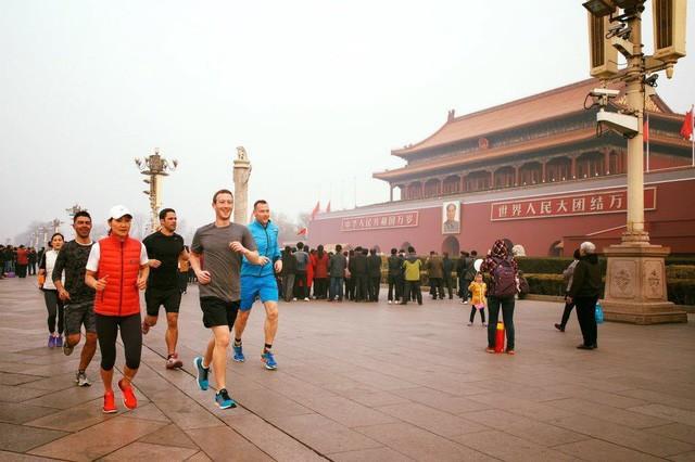 4 biểu hiện thèm khát Trung Quốc của CEO Facebook Mark Zuckerberg - Ảnh 3.