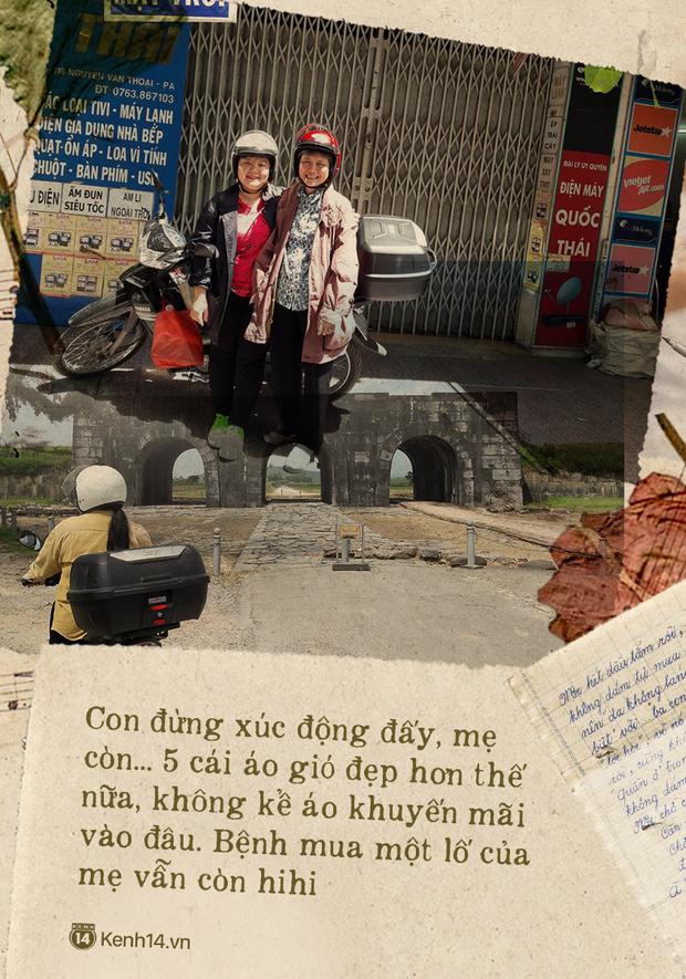 Những lá thư tay gửi con gái và chuyến đi thanh xuân của 2 mẹ con trên chiếc xe máy dọc đường đất Việt: Vi à! Làm bạn với mẹ nhé - Ảnh 4.