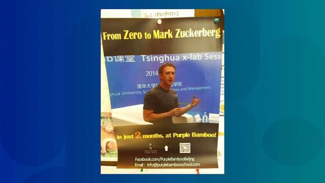 4 biểu hiện thèm khát Trung Quốc của CEO Facebook Mark Zuckerberg - Ảnh 4.