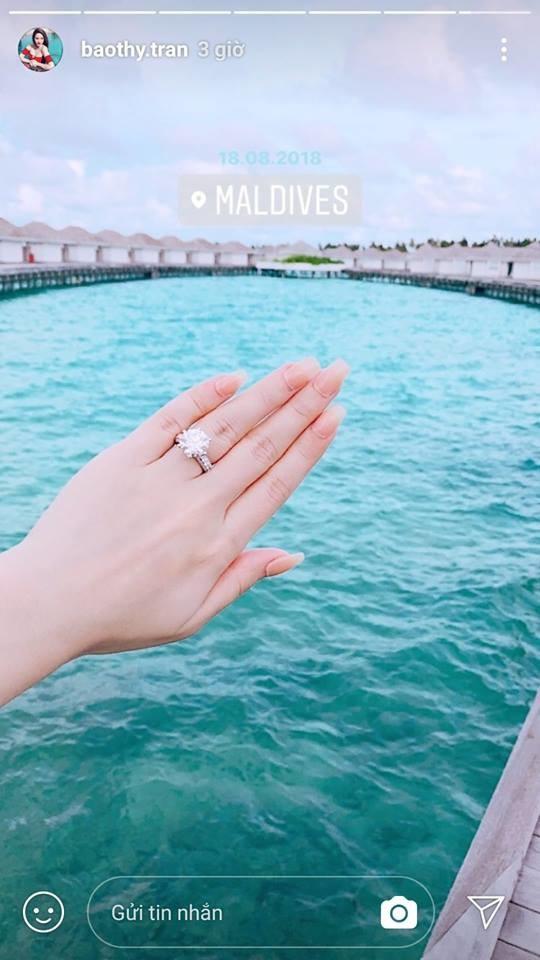 Rộ tin đồn chồng sắp cưới của Bảo Thy là đại gia, đã từng một lần kết hôn? - ảnh 4