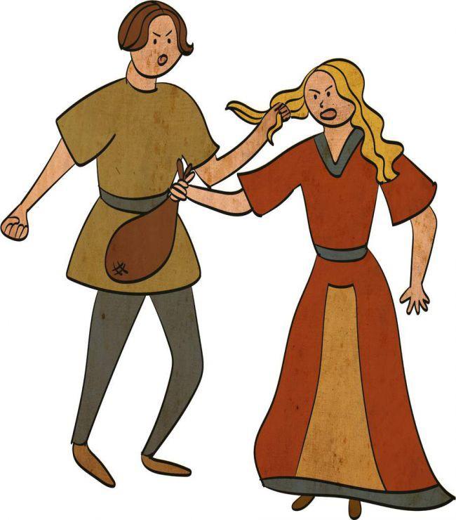 Những điều kỳ quặc nhất thời Trung Cổ: Nhổ sạch lông mày, lông mi cũng thành trào lưu - Ảnh 5.