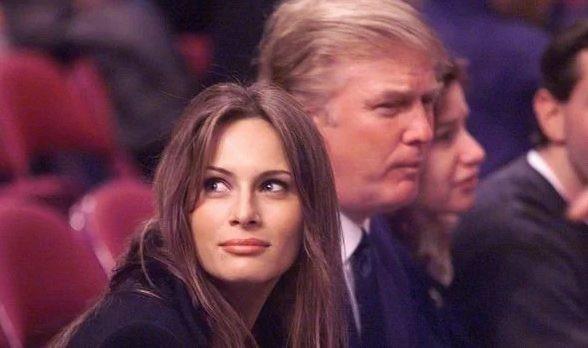 Bà Melania Trump khiến người yêu cũ bàng hoàng khi nói câu này - Ảnh 5.