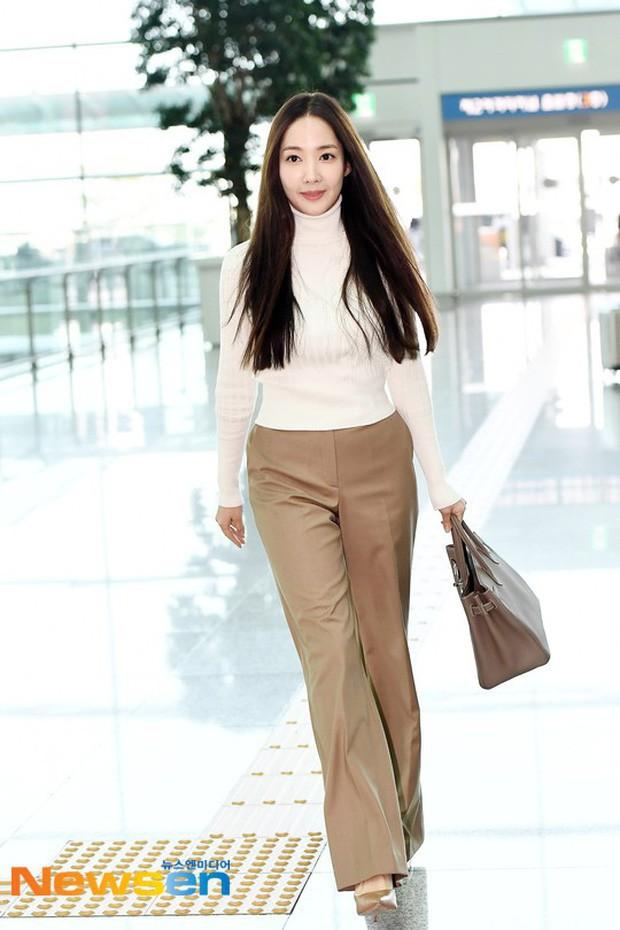Tình cũ Lee Min Ho Park Min Young gây náo loạn ở sân bay vì nhan sắc không giống như lời đồn - ảnh 6