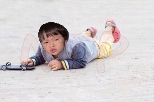 Hot Youtuber Quỳnh Trần JP khẩn cầu dân mạng ngừng chế ảnh lệch lạc về con trai sau khi bé Sa gây sốt MXH - Ảnh 7.