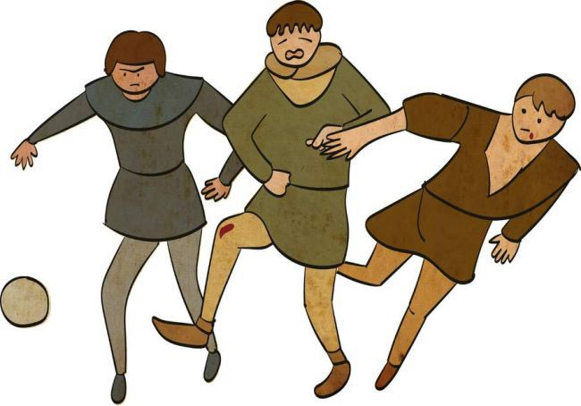 Những điều kỳ quặc nhất thời Trung Cổ: Nhổ sạch lông mày, lông mi cũng thành trào lưu - Ảnh 7.