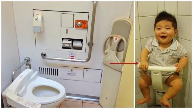 Nhà vệ sinh ở Nhật sạch tới cỡ nào? Hóa ra đây mới xứng là đỉnh cao công nghệ Nhật Bản - Ảnh 8.