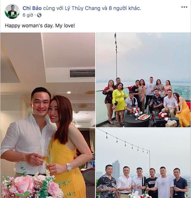 Đời tư kín tiếng và cuộc sống giàu có của Chi Bảo trước nghi vấn yêu bạn thân Ngọc Trinh - ảnh 3