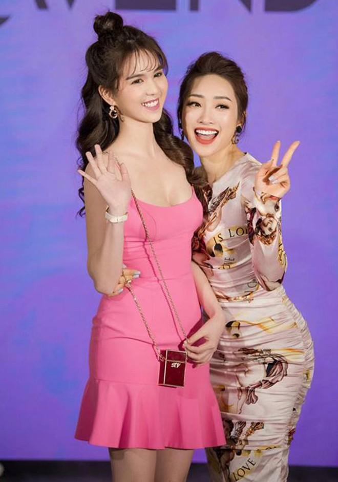 Người đẹp tình tứ, nắm tay với Chi Bảo: Vóc dáng sexy, là bạn thân 10 năm của Ngọc Trinh - Ảnh 7.