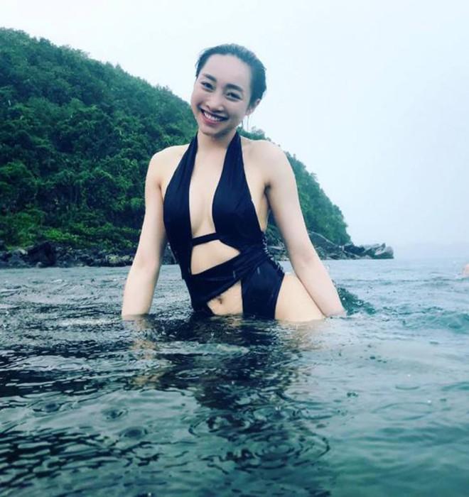 Người đẹp tình tứ, nắm tay với Chi Bảo: Vóc dáng sexy, là bạn thân 10 năm của Ngọc Trinh - Ảnh 10.