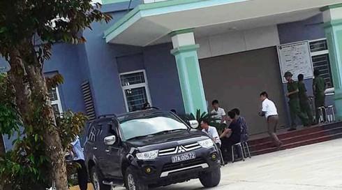 Nghi phạm sát hại nhân viên bảo vệ BHXH ở Nghệ An bất ngờ xuất hiện tại bến xe Hà Nội - Ảnh 1.