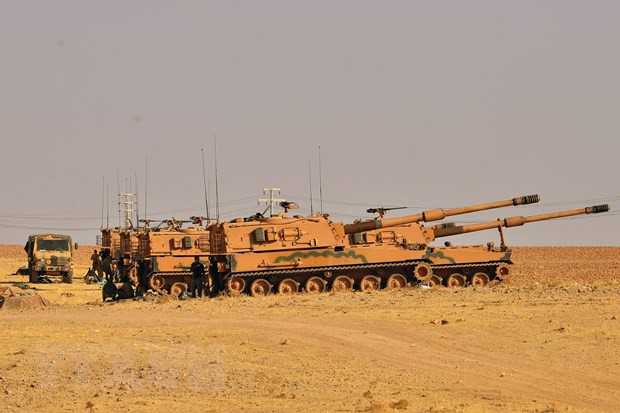 Đêm nay, chiến sự kinh thiên động địa sẽ nổ ra ở miền Bắc Syria? - Mỹ gây sốc dọa tấn công Thổ - Ảnh 30.