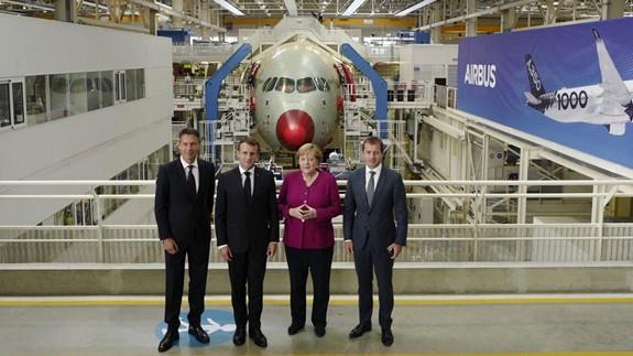 Thỏa thuận về xuất khẩu vũ khí - Biểu tượng của sự hợp tác Pháp - Đức - Ảnh 2.