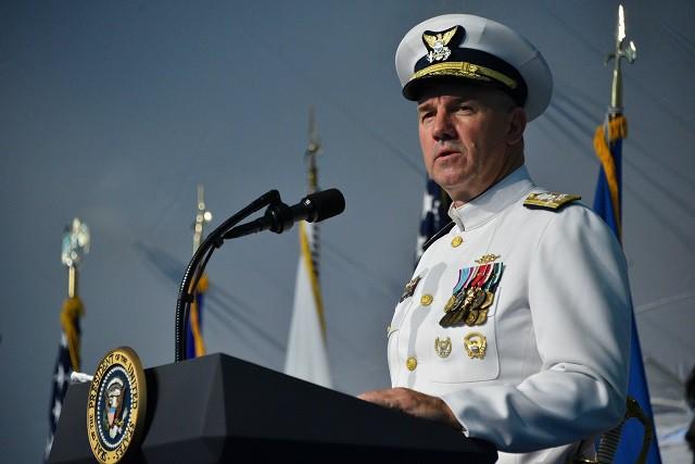 Tư lệnh tuần duyên Mỹ: TQ nói đến hòa bình ở Biển Đông nhưng chúng tôi chỉ thấy tên lửa hành trình chống hạm của họ - ảnh 1