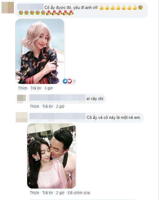 Sau bức ảnh hôn má vợ cũ Hồ Quang Hiếu, Quang Lê úp mở chuyện hẹn hò bằng hành động thân mật này - ảnh 2