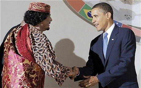 8 năm ngày Gaddafi bị sát hại: Những lời nói gan ruột cuối cùng - Ảnh 1.