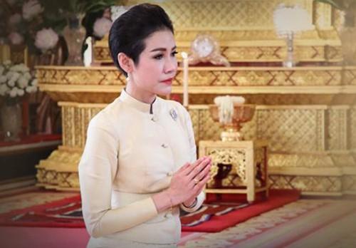Hồng nhan bạc phận: Vẻ đẹp nao lòng của Hoàng quý phi Thái Lan mới bị phế truất - Ảnh 11.