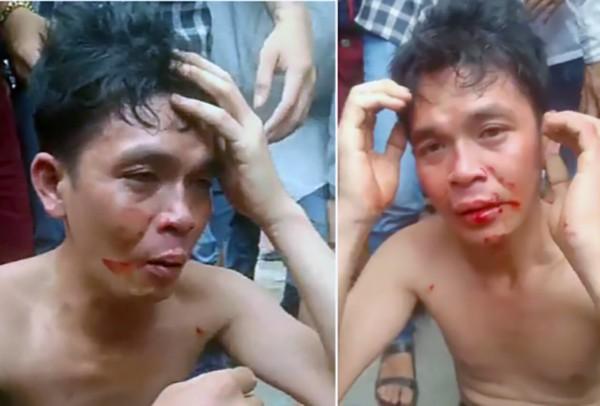 Làm rõ vụ Facebooker Đàm Vĩnh Hưng nghi kích động vụ cha đánh con - Ảnh 3.