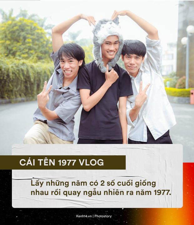 10 sự thật thú vị về 1977 Vlog: Hoá ra idol mới của dân mạng chỉ được mẹ miễn rửa bát sau khi nổi tiếng vì bận quay video! - Ảnh 4.