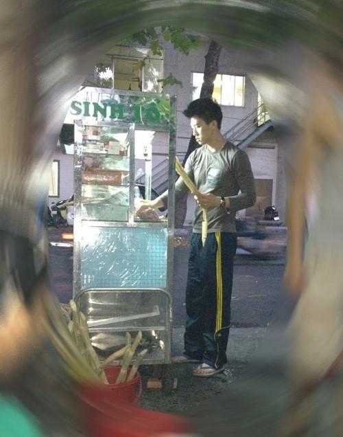 Sao Việt người bán kem, người chạy xe ôm không sống được bằng nghề - Ảnh 6.