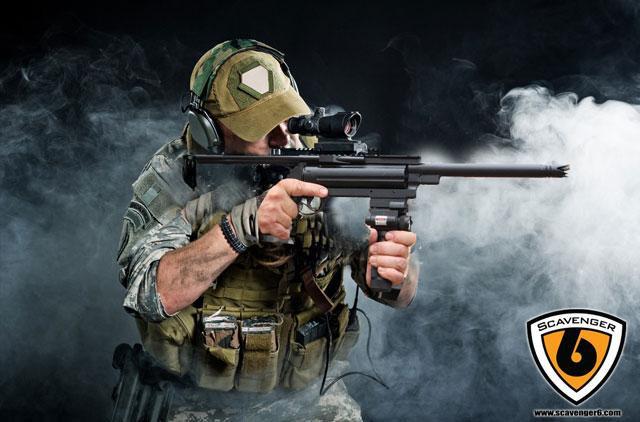 Súng trường tấn công có thể bắn được 21 loại đạn: Quân đội khủng cỡ nào cần trang bị nó? - ảnh 1