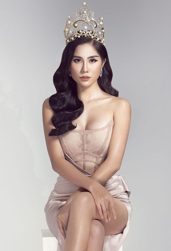 Đại diện Việt Nam phá nát Tàu anh qua núi tại Miss Earth 2019, NSND Thanh Hoa đẳng cấp cỡ nào? - ảnh 2