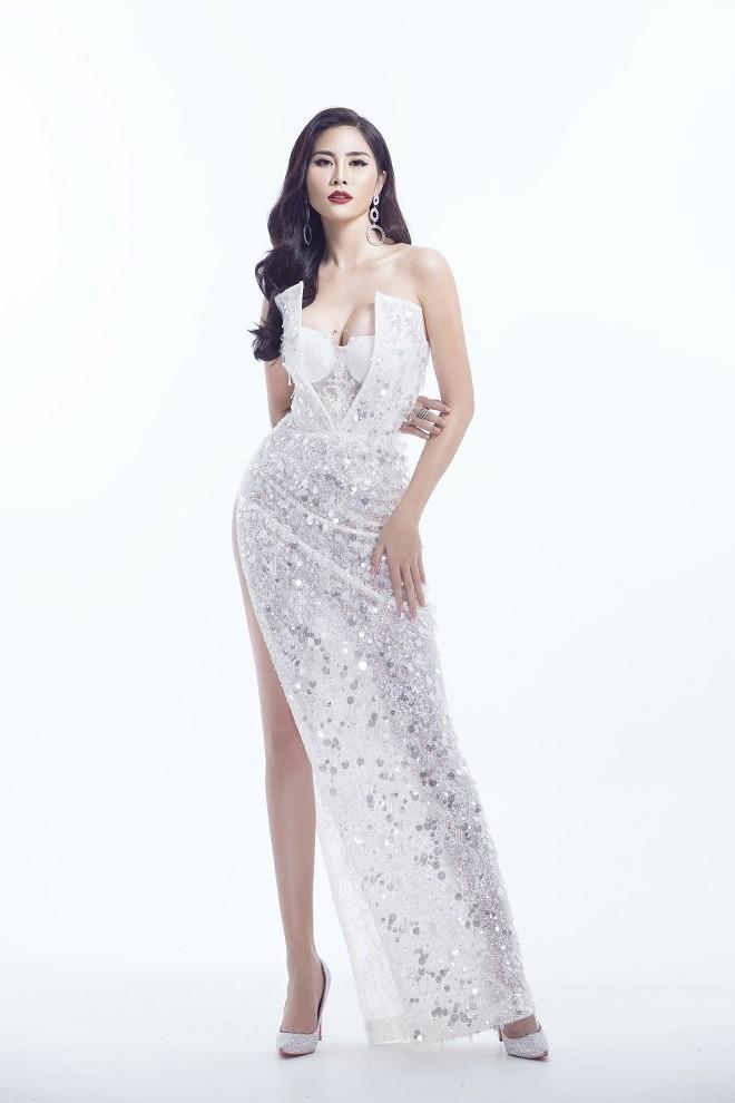 Giành huy chương đồng Người đẹp thân thiện, Hoàng Hạnh lọt top 5 Miss Earth 2019 - Ảnh 4.