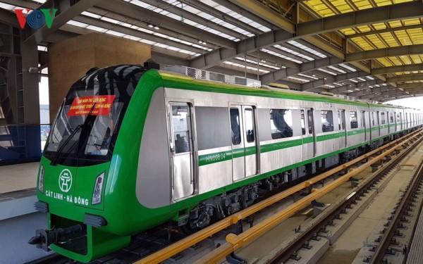 Vì sao đường sắt Cát Linh - Hà Đông kéo dài thêm 20 km đến Xuân Mai? - Ảnh 1.