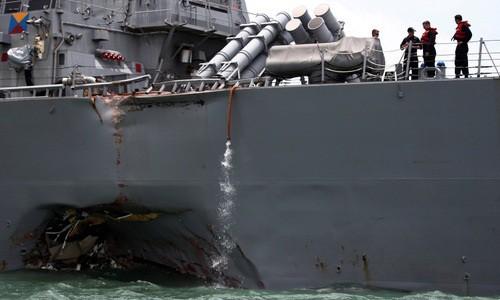 Chuyên gia TQ: Hải quân Mỹ khốn đốn, Trung Quốc không rêu rao ra ngoài vì cảm thông – Mỹ nên biết điều mà tránh đường - ảnh 1