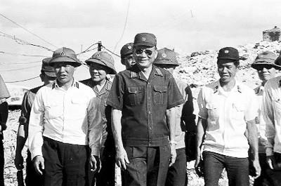 Đô đốc Giáp Văn Cương trong ký ức của những người giữ biển - ảnh 2
