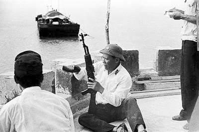 Đô đốc Giáp Văn Cương trong ký ức của những người giữ biển - ảnh 5